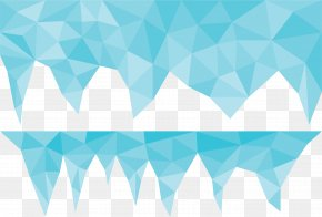Antarctic Ice And Snow Landscape - Antarctic Ice Sheet Web Banner Iceberg Adobe Illustrator PNG