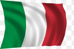 Italia Flag - Flag Of Italy PNG