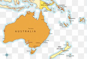 Australia World Geographic Location - Prehistory Of Australia Map World Geography PNG
