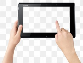 Finger Touch Tablet - Touchscreen Display Device Tablet Computer Computer Monitor PNG