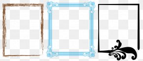 Picture Frame Cliparts - Borders And Frames Picture Frame Film Frame Clip Art PNG