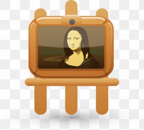 Painting - Painting Easel Art Royalty-free Image PNG