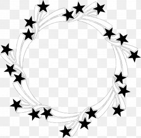 Stars Background - Picture Frames Stock Photography Clip Art PNG