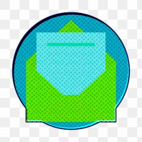 Turquoise Green - Digital Marketing Icon Mail Icon Letter Icon PNG