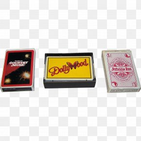 Playing Cards - Dollywood Rectangle Electronics PNG