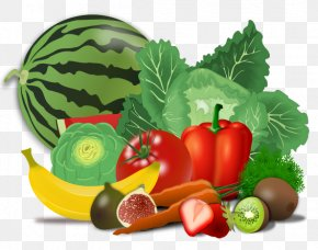 Vegetable Cliparts - Leaf Vegetable Fruit Clip Art PNG