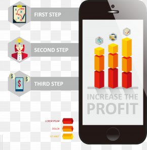 Vector Smartphone Chart - Graphic Design Chart Smartphone PNG