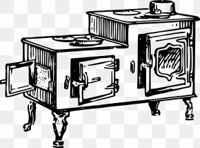 Stove - Cooking Ranges Stove Clip Art PNG