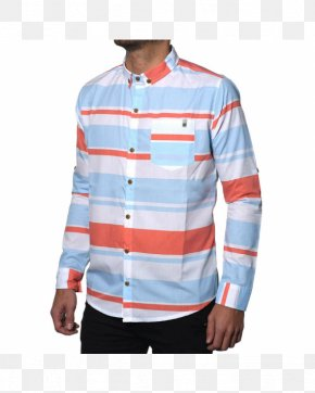 T-shirt - Long-sleeved T-shirt Bermuda Shorts Dress Shirt PNG
