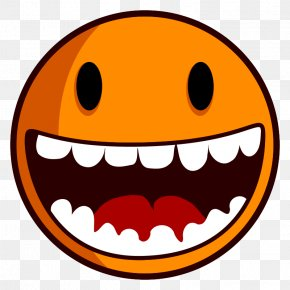 Happy Face Tongue Sticking Out - Smiley Emoticon Clip Art PNG