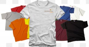 T Shirt Template - T-shirt Hoodie Clothing Blouse PNG