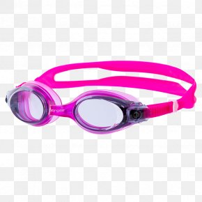 Glasses - Goggles Glasses Swimming Lens Pink PNG