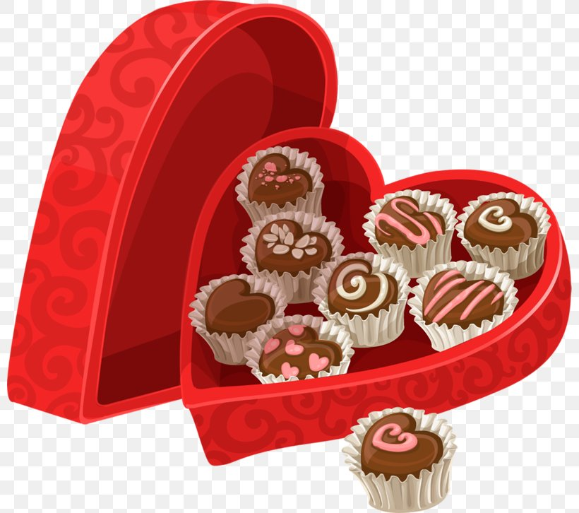 Valentine's Day Chocolate Heart Gift, PNG, 800x726px, Valentine S Day, Bonbon, Candy, Chocolate, Chocolate Box Art Download Free
