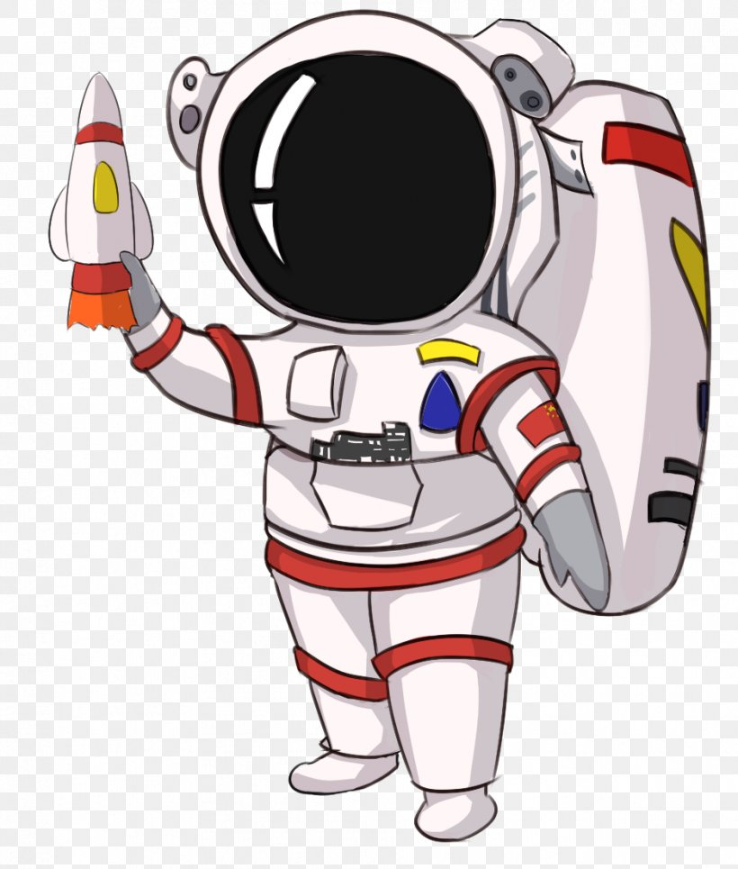 Astronaut Outer Space Euclidean Vector, PNG, 939x1106px, Astronaut, Aviation, Ball, Cartoon, Extravehicular Activity Download Free
