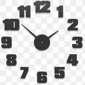 Clock - Digital Clock Väggur Alarm Clocks Quartz Clock PNG