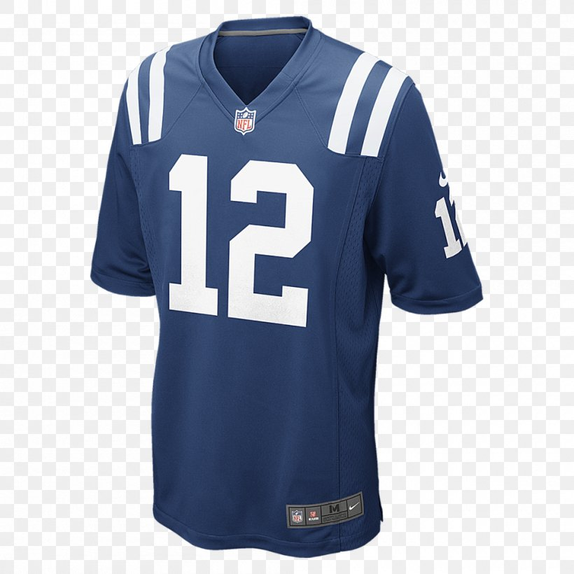 colts jersey number 12