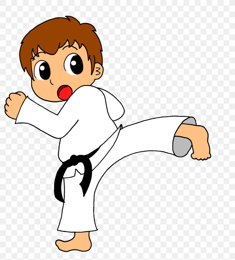 Karate Martial Arts Coloring Book Judo Sport, PNG, 1450x1600px, Watercolor, Cartoon, Flower, Frame, Heart Download Free