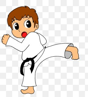 Karate - Karate Martial Arts Coloring Book Judo Sport PNG
