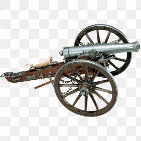 United States - American Civil War United States Cannon Firearm Gun PNG