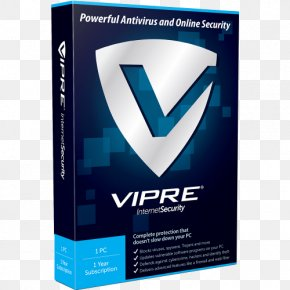Internet Security - Internet Security Antivirus Software VIPRE Computer Software Computer Security Software PNG