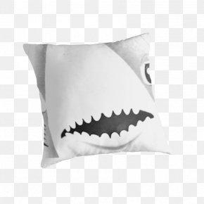 BABY SHARK - Throw Pillows Cushion Textile Material PNG