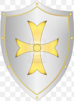 Shield - Middle Ages Shield Knight Coat Of Arms Clip Art PNG