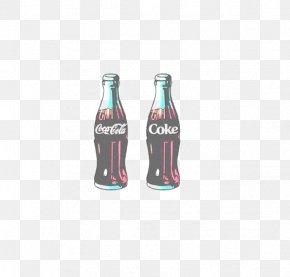 Coca Cola - Coca-Cola Soft Drink Diet Coke Bottle PNG