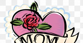 Mother Day - Mother's Day Line Art Blog Clip Art PNG