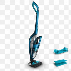 Vacuum Cleaner Philips PowerPro Aqua FC6401 Mop Cleaning PNG