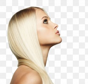 Hair Model - Hair Coloring Beauty Parlour Hair Care Hairdresser PNG