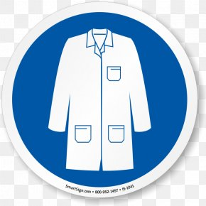 Lab Coat Cliparts - Lab Coats Laboratory Safety Personal Protective Equipment Clip Art PNG