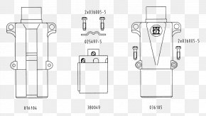 Technical Drawing - Wiring Diagram Electrical Wires & Cable AC Power Plugs And Sockets Drawing PNG
