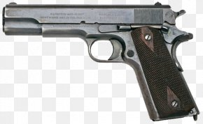 Handgun - M1911 Pistol Colt's Manufacturing Company Semi-automatic Firearm Semi-automatic Pistol PNG