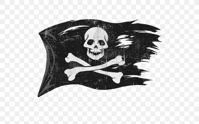 Jolly Roger Piracy Flag, PNG, 512x512px, War Thunder, Aerial Warfare, Armoured Warfare, Black And White, Bone Download Free