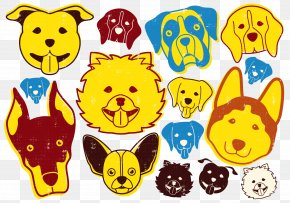 Animal Avatar Collection - Boxer Animal Canidae Icon PNG