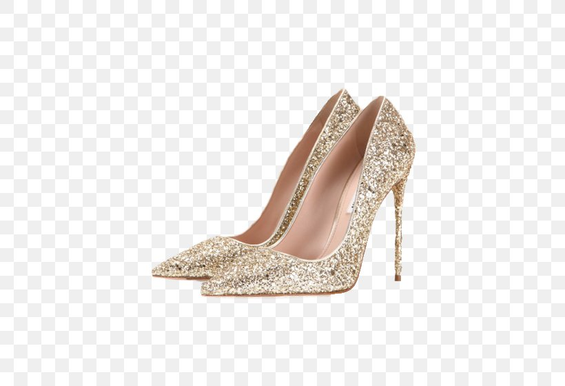 High-heeled Footwear Court Shoe Gold Jewellery, PNG, 560x560px, High Heeled Footwear, Basic Pump, Beige, Charms Pendants, Court Shoe Download Free