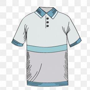 T-shirt - T-shirt Jersey Polo Shirt Sleeve PNG