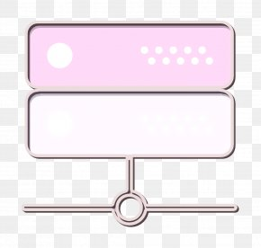 Label Material Property - Server Icon Essential Icon PNG