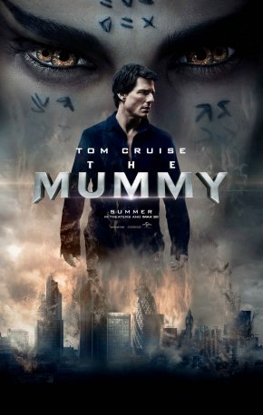 Tom Cruise - Universal Pictures Film Poster Film Poster Universal Monsters Cinematic Universe PNG