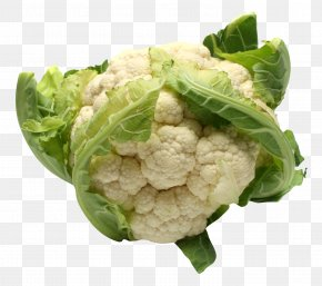 Cauliflower - Cauliflower Broccoli Cabbage Vegetable PNG
