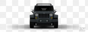 Jeep Wrangler Unlimited - Tire Jeep Wrangler Car Automotive Design PNG