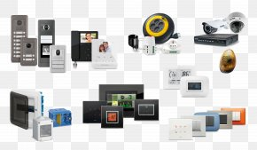 Home Automation Kits - Closed-circuit Television Access Control Home Automation Kits Vimar Electronics PNG