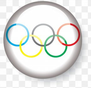 The Olympic Rings - Olympic Games 2016 Summer Olympics Sochi 2018 Winter Olympics Olympic Symbols PNG