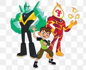 Youtube - Zombozo Ben 10 YouTube Television Show Cartoon Network PNG
