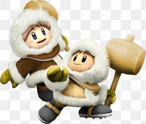 Ice Climbing - Ice Climber Super Smash Bros. Brawl Super Smash Bros. Melee Super Smash Bros. For Nintendo 3DS And Wii U Doki Doki Literature Club! PNG