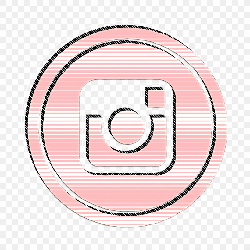 Instagram Icon Photos Icon Social Network Icon, PNG, 1282x1284px, Instagram Icon, Logo, Material Property, Photos Icon, Pink Download Free