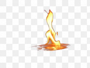 A Fire - Light Flame Fire Wallpaper PNG