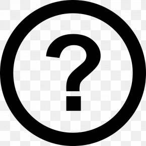 QUESTION MARK - Registered Trademark Symbol Service Mark Intellectual Property PNG