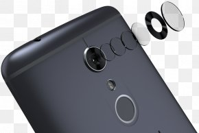 Smartphone - Smartphone ZTE Axon 7 Feature Phone Telephone Qualcomm Snapdragon PNG
