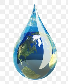 Water - Drop Water Conservation Water Efficiency Clip Art PNG